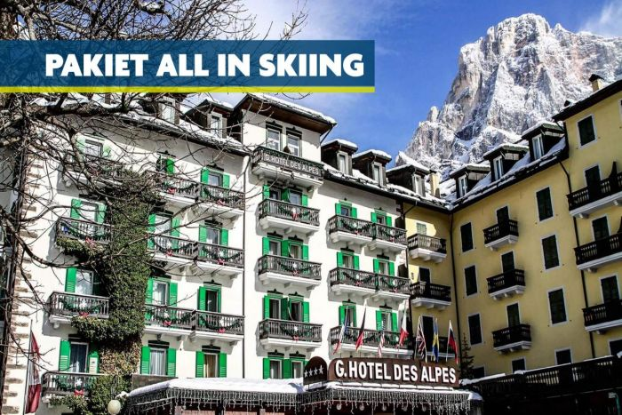 All in Skiing Grand Hotel des Alpes