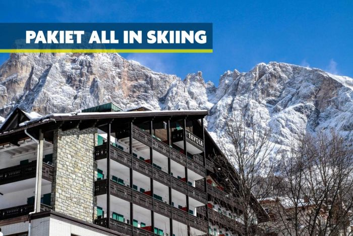 All in Skiing Savoia