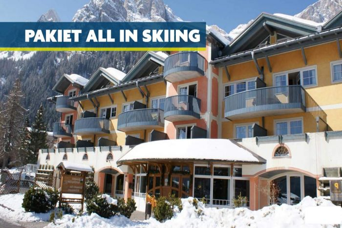 All in Skiing Sporting Residence Studio 2-4 os.