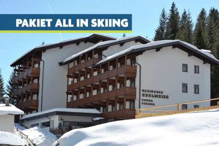 All in Skiing Residence Edelweiss Apt. 5 os.
